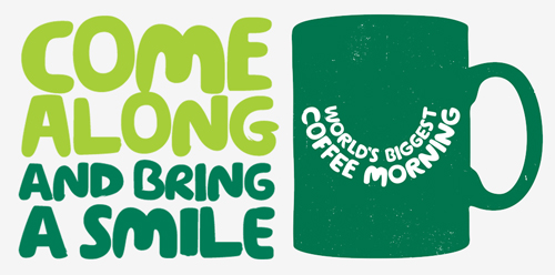 Image result for Macmillan cake morning