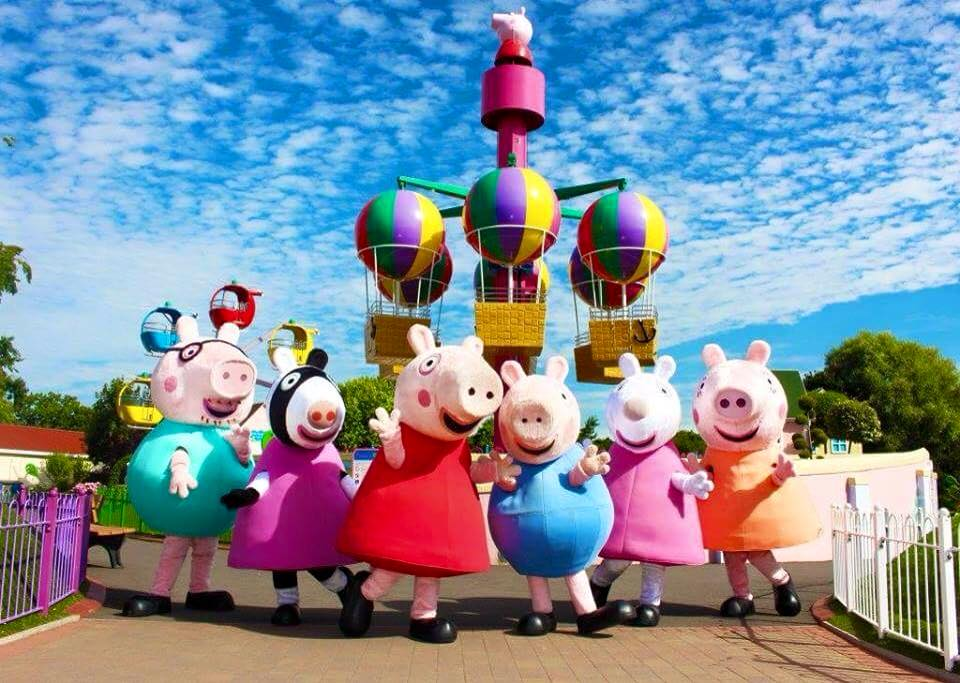 The Mortimer Arms Peppa Pig World At Paultons Park Next