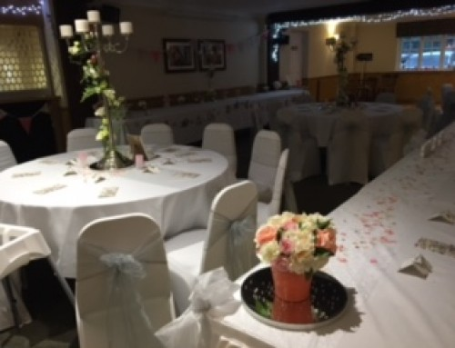 Weddings at the Mortimer Arms