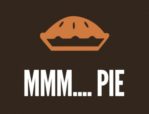 Pie Week from tomorrow!